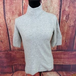 Adrienne Vittadini Gray Sweater
